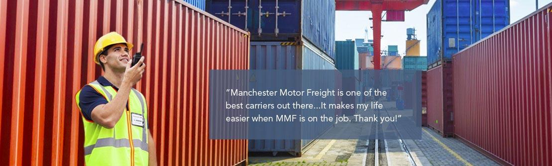 Manchester Motor Freight